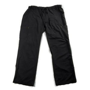 KoiAlicia SapphireScrub Pants Cargo Black